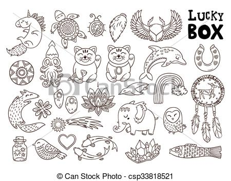 Charms clipart #4, Download drawings