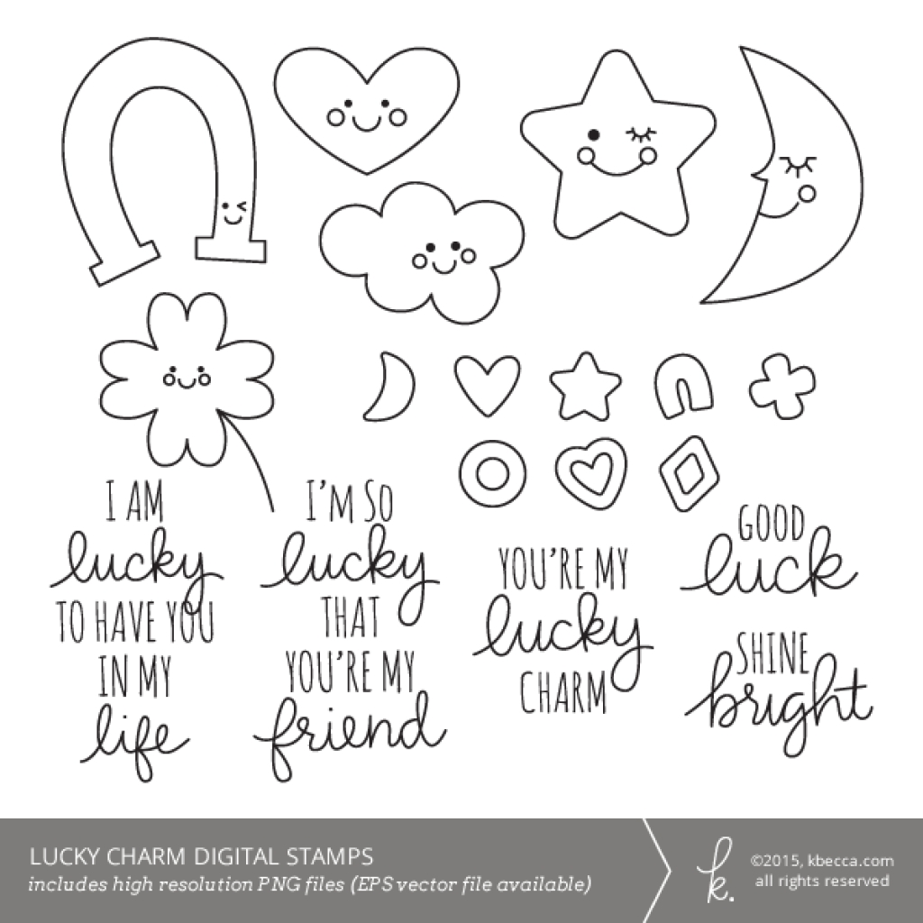 Charms clipart #2, Download drawings