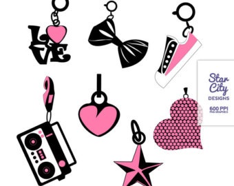 Charms clipart #20, Download drawings