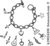 Charms clipart #16, Download drawings
