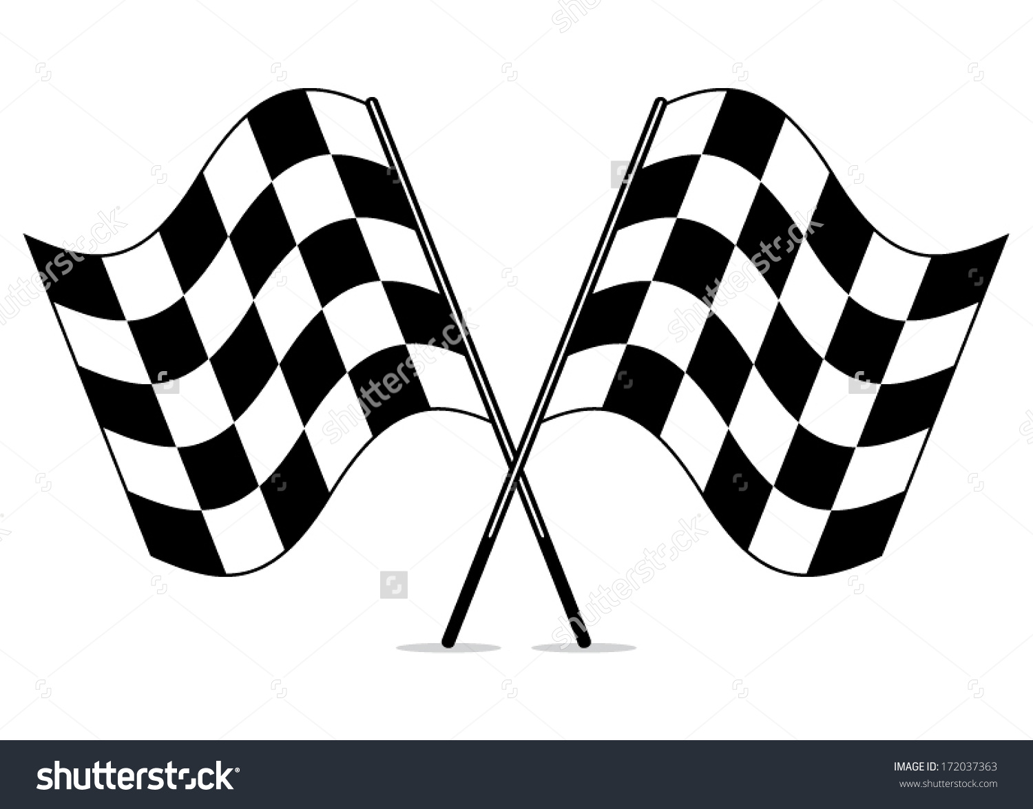 Checkered clipart #3, Download drawings