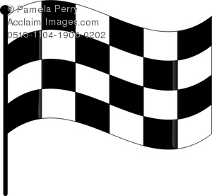Checkered clipart #2, Download drawings