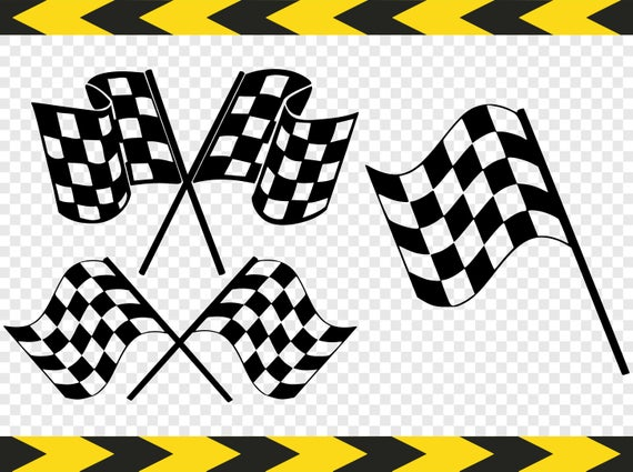checkered flag svg #1099, Download drawings