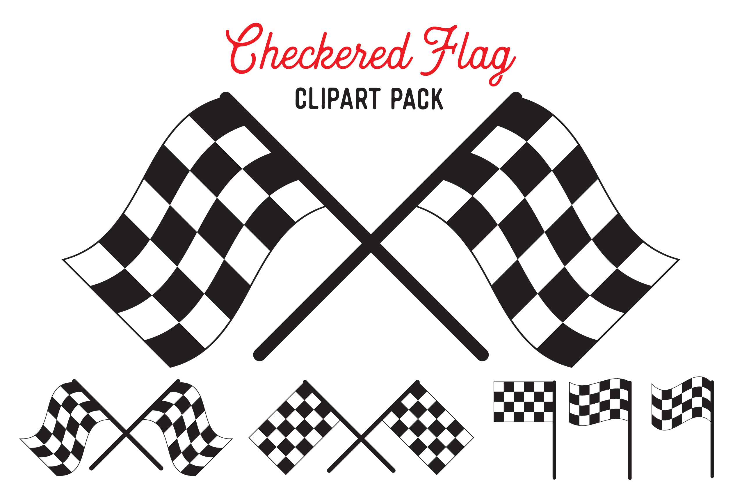 checkered flag svg #1095, Download drawings
