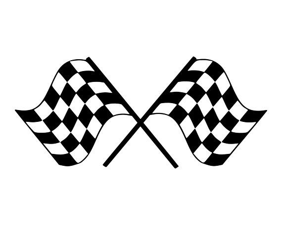 checkered flag svg #1093, Download drawings