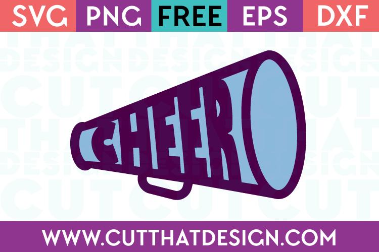 cheer megaphone svg #1021, Download drawings