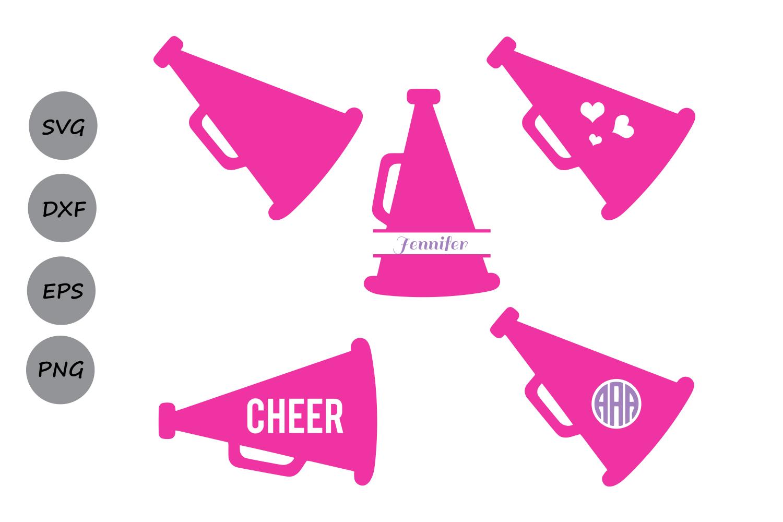 cheer megaphone svg #1027, Download drawings