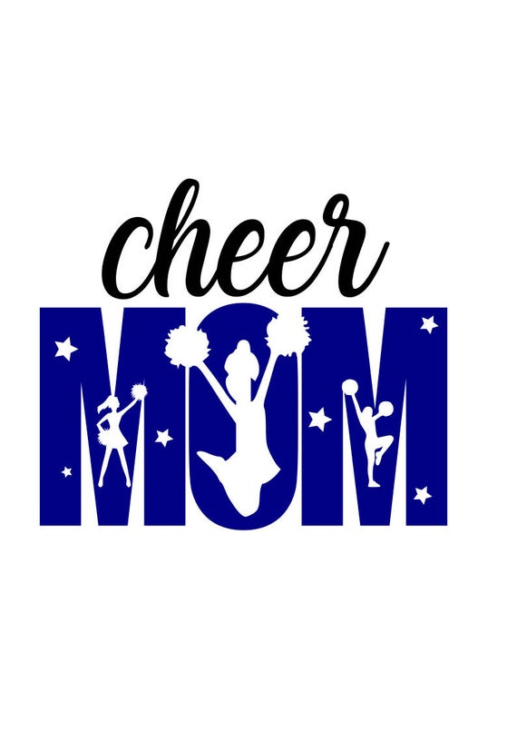 cheer mom svg #958, Download drawings