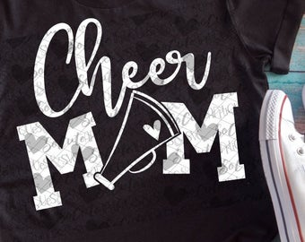 cheer mom svg #956, Download drawings