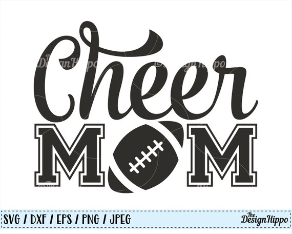 cheer mom svg #953, Download drawings
