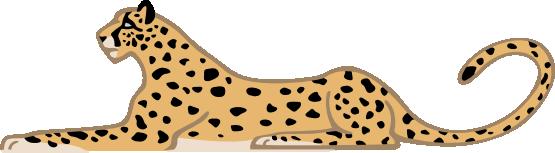 Cheetah clipart #18, Download drawings