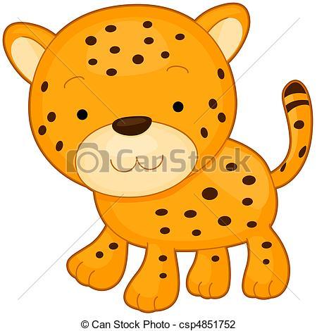 Cheetah clipart #7, Download drawings