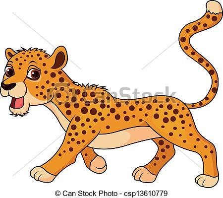 Cheetah clipart #15, Download drawings