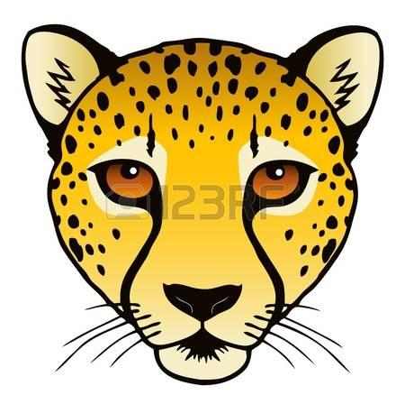 Cheetah clipart #6, Download drawings