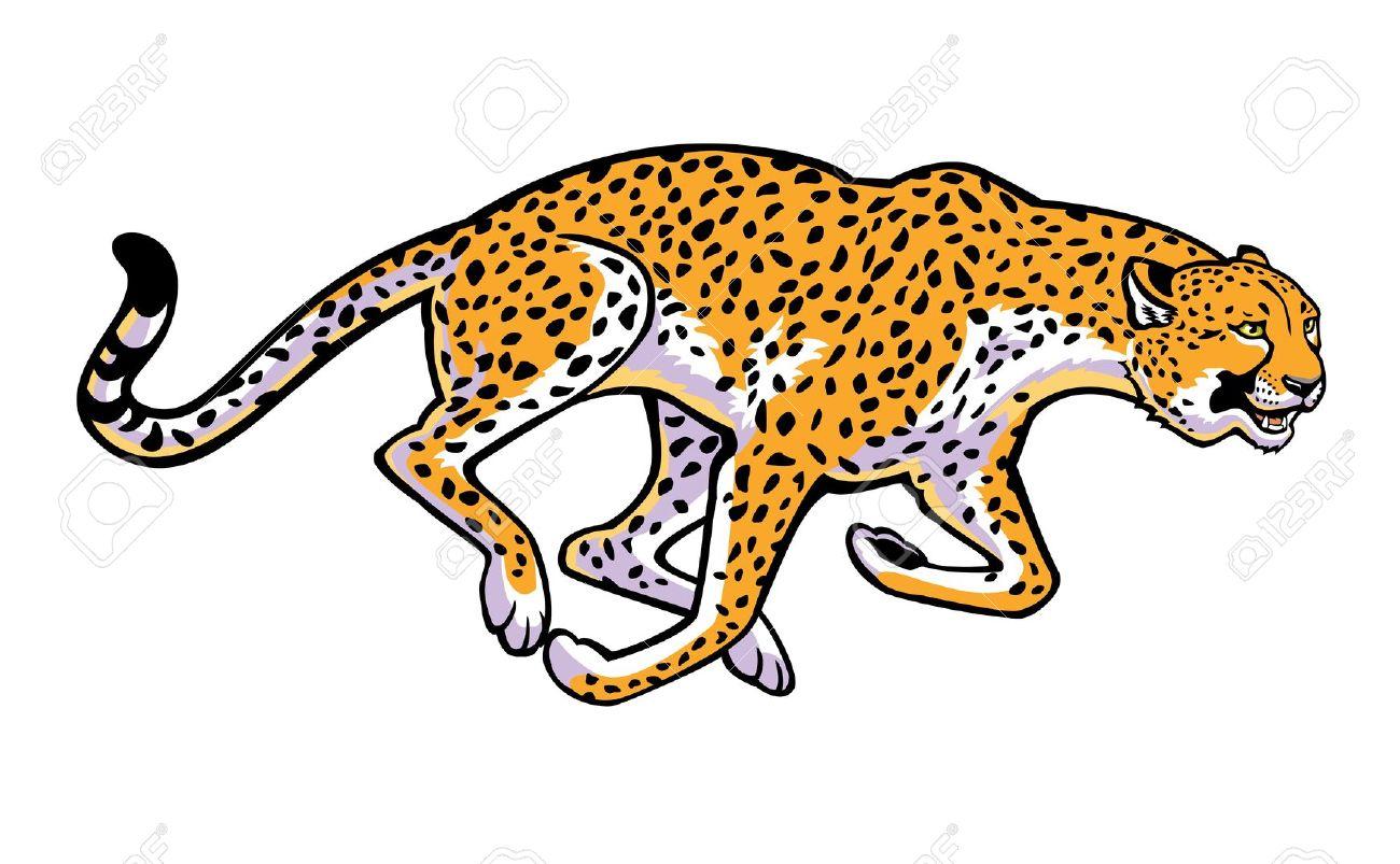 Cheetah clipart #13, Download drawings