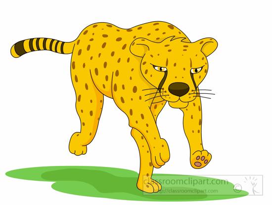 Cheetah clipart #14, Download drawings