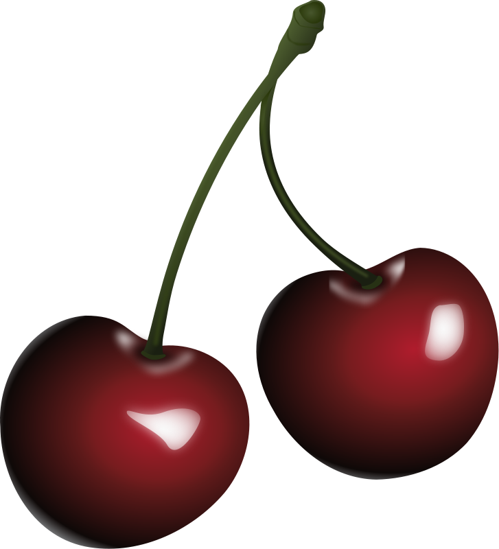 Cherry clipart #3, Download drawings