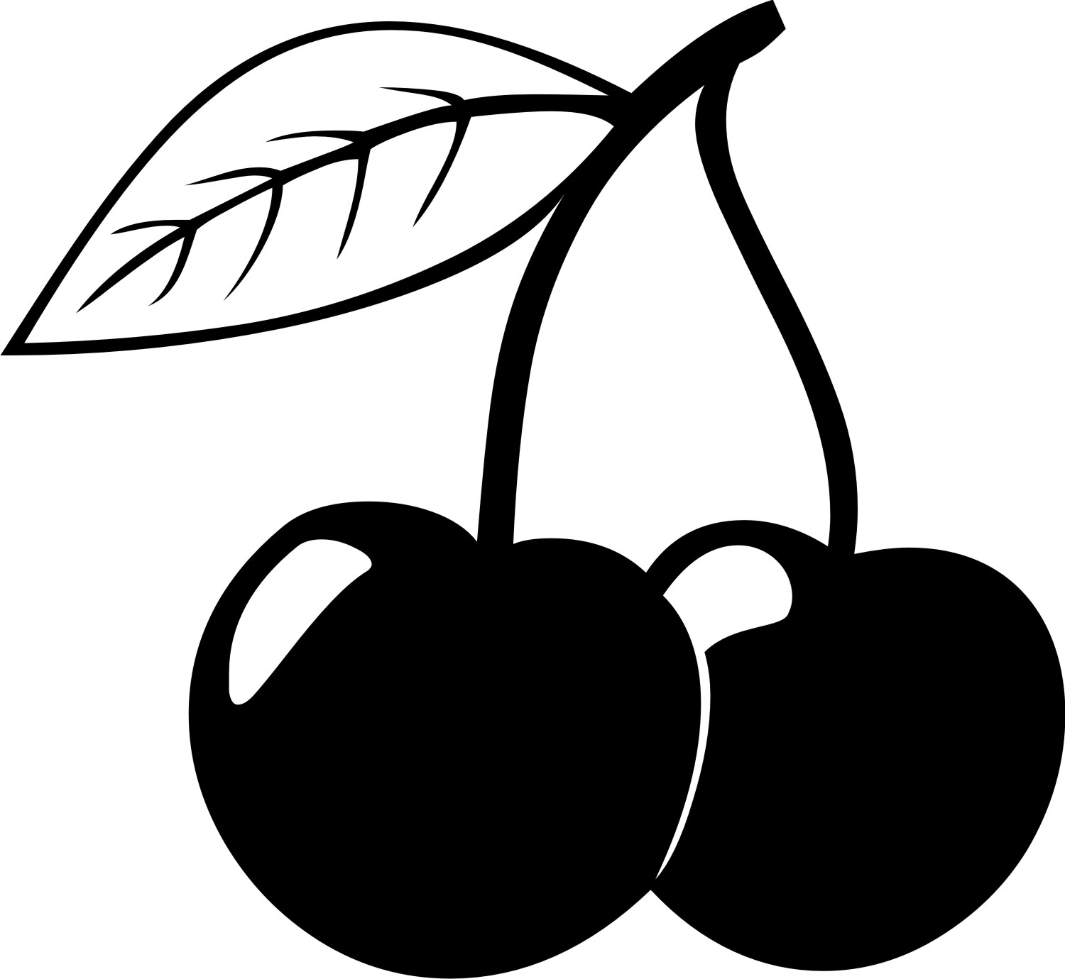 Cherry clipart #2, Download drawings