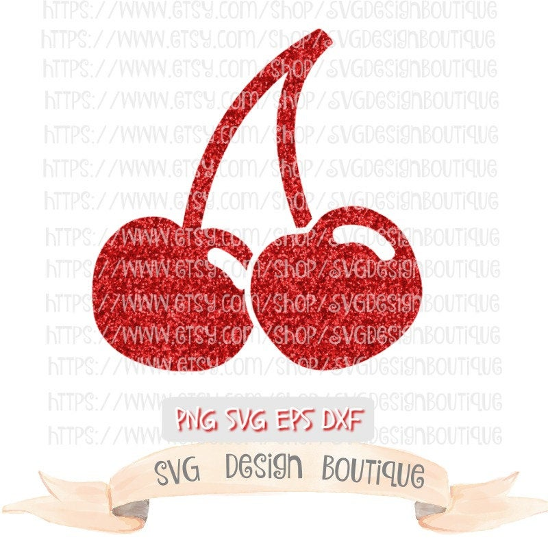 Cherry svg #616, Download drawings