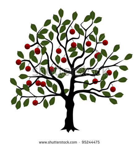 Cherry Tree clipart #11, Download drawings