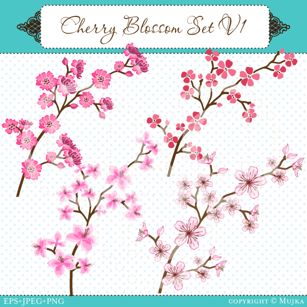 Cherry Tree svg #7, Download drawings