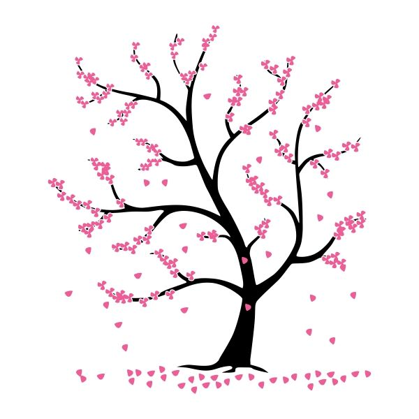 Cherry Tree svg #12, Download drawings