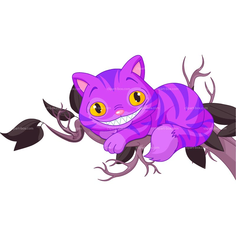 Cheshire Cat clipart #17, Download drawings