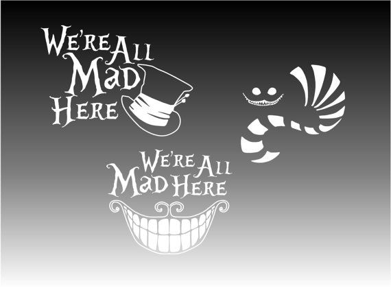 Cheshire Cat svg #7, Download drawings