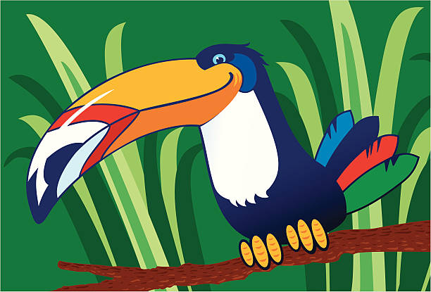 Chestnut-mandibled Toucan clipart #19, Download drawings