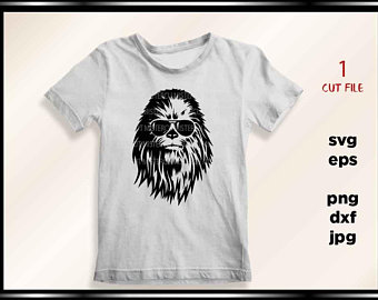 chewbacca svg #1054, Download drawings