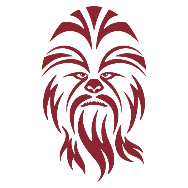 chewbacca svg #1051, Download drawings