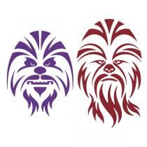 chewbacca svg #1059, Download drawings