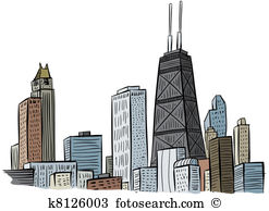 Chicago clipart #10, Download drawings