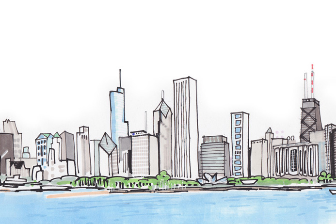 Chicago clipart #11, Download drawings