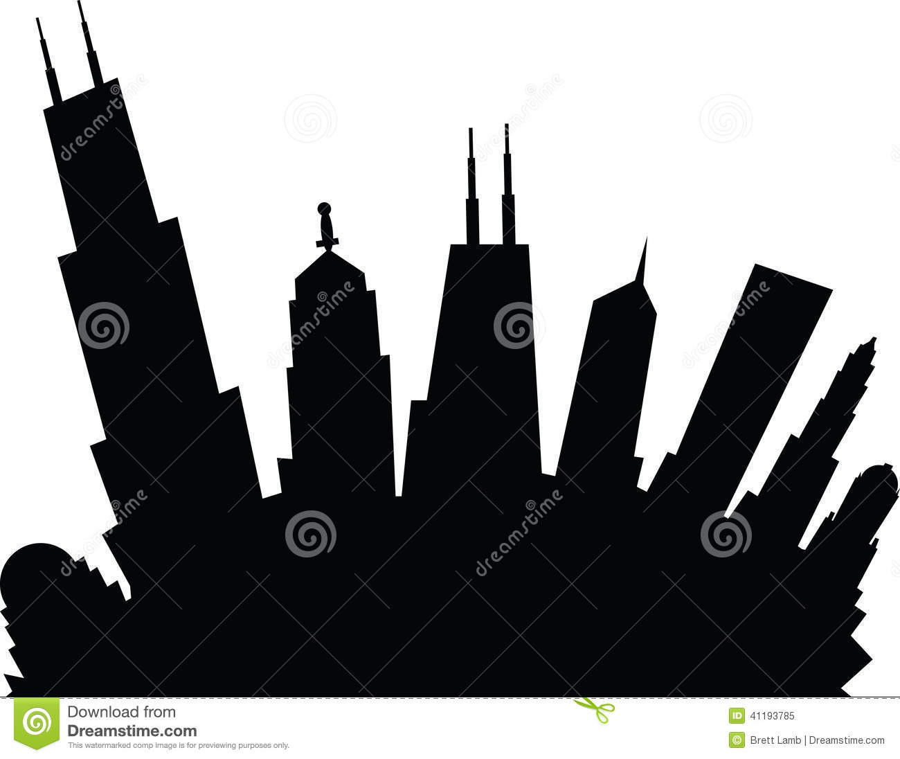 Chicago clipart #7, Download drawings
