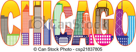 Chicago clipart #4, Download drawings