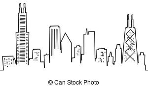 Chicago clipart #9, Download drawings