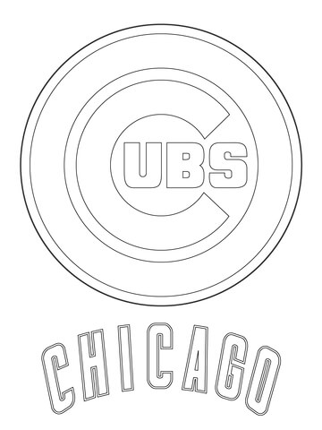 Chicago coloring #4, Download drawings