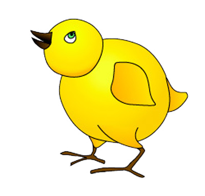 Chick clipart #14, Download drawings