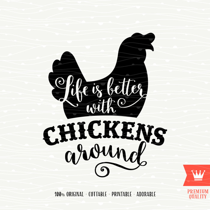 Chicken svg #3, Download drawings