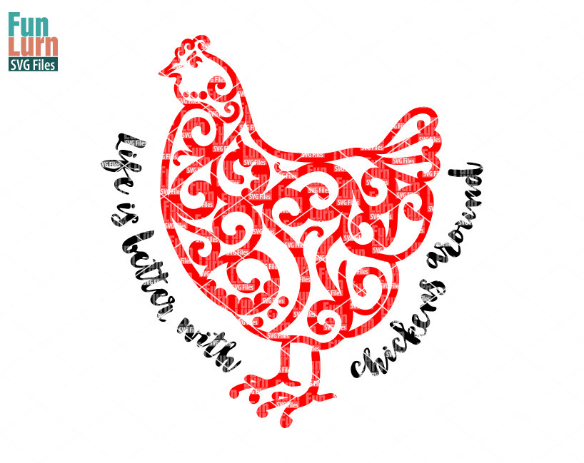 Chicken svg #14, Download drawings