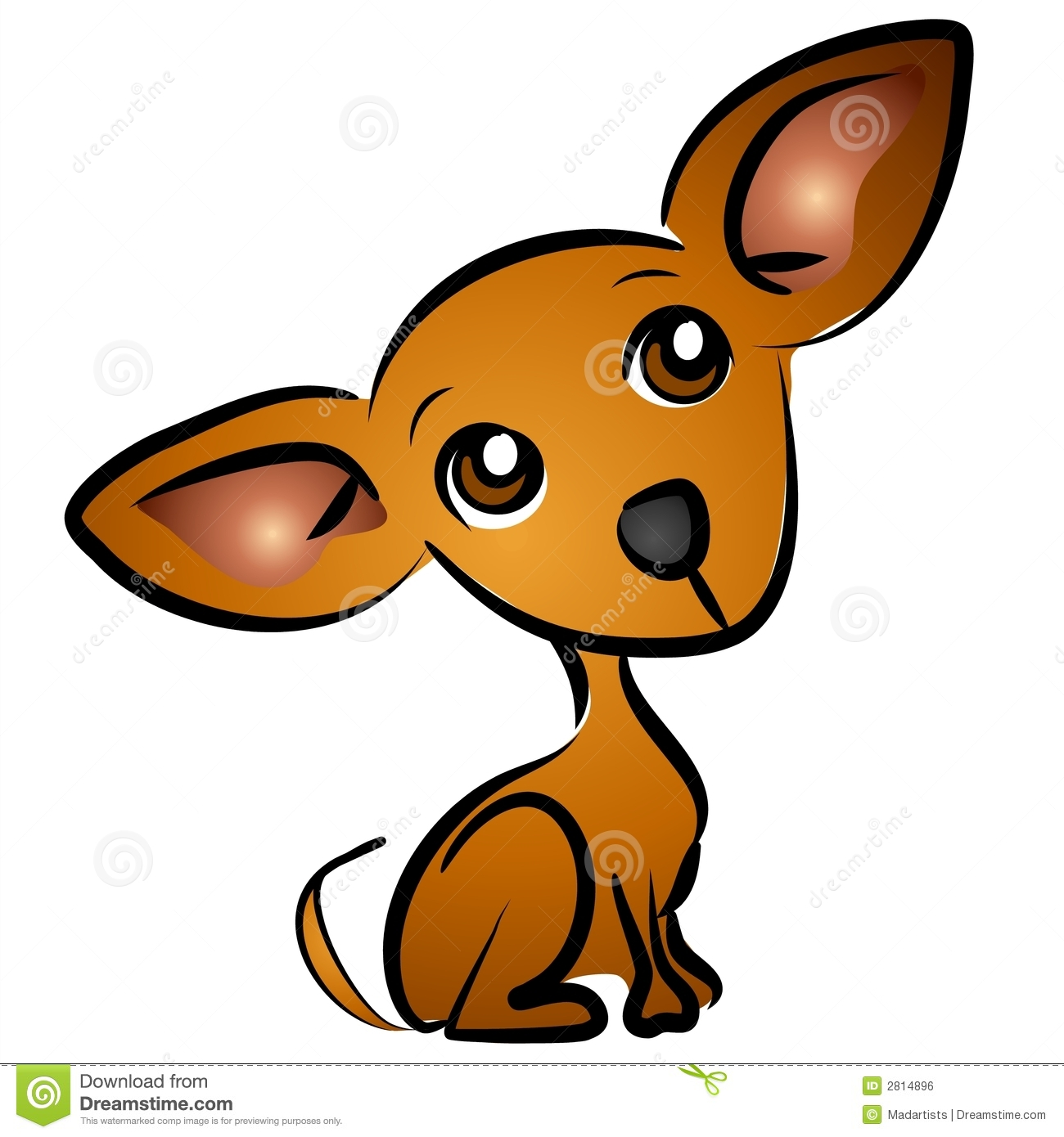 Chihuahua clipart #4, Download drawings