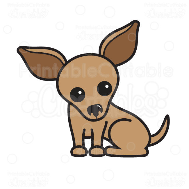 Chihuahua svg #12, Download drawings