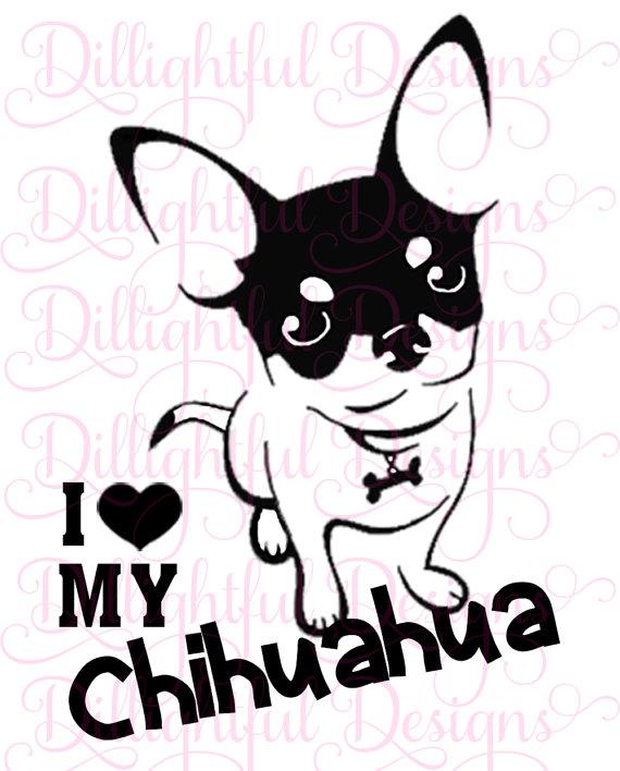 Chihuahua svg #5, Download drawings