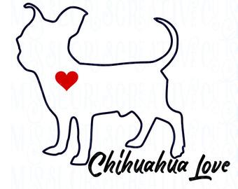 Chihuahua svg #7, Download drawings