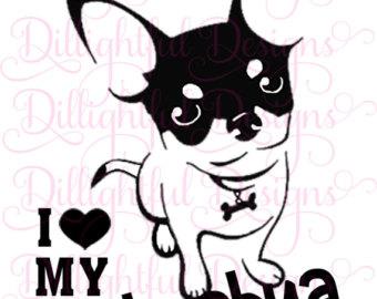 Chihuahua svg #16, Download drawings