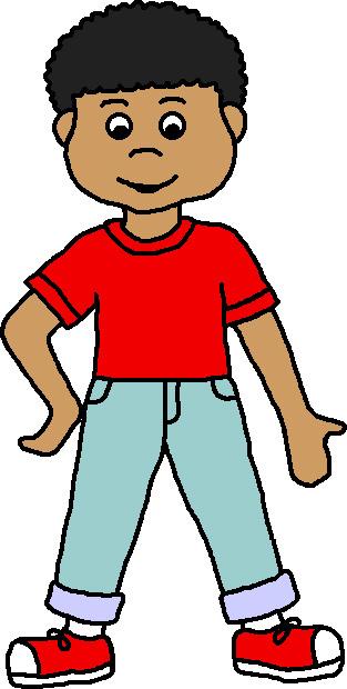 Child clipart #2, Download drawings
