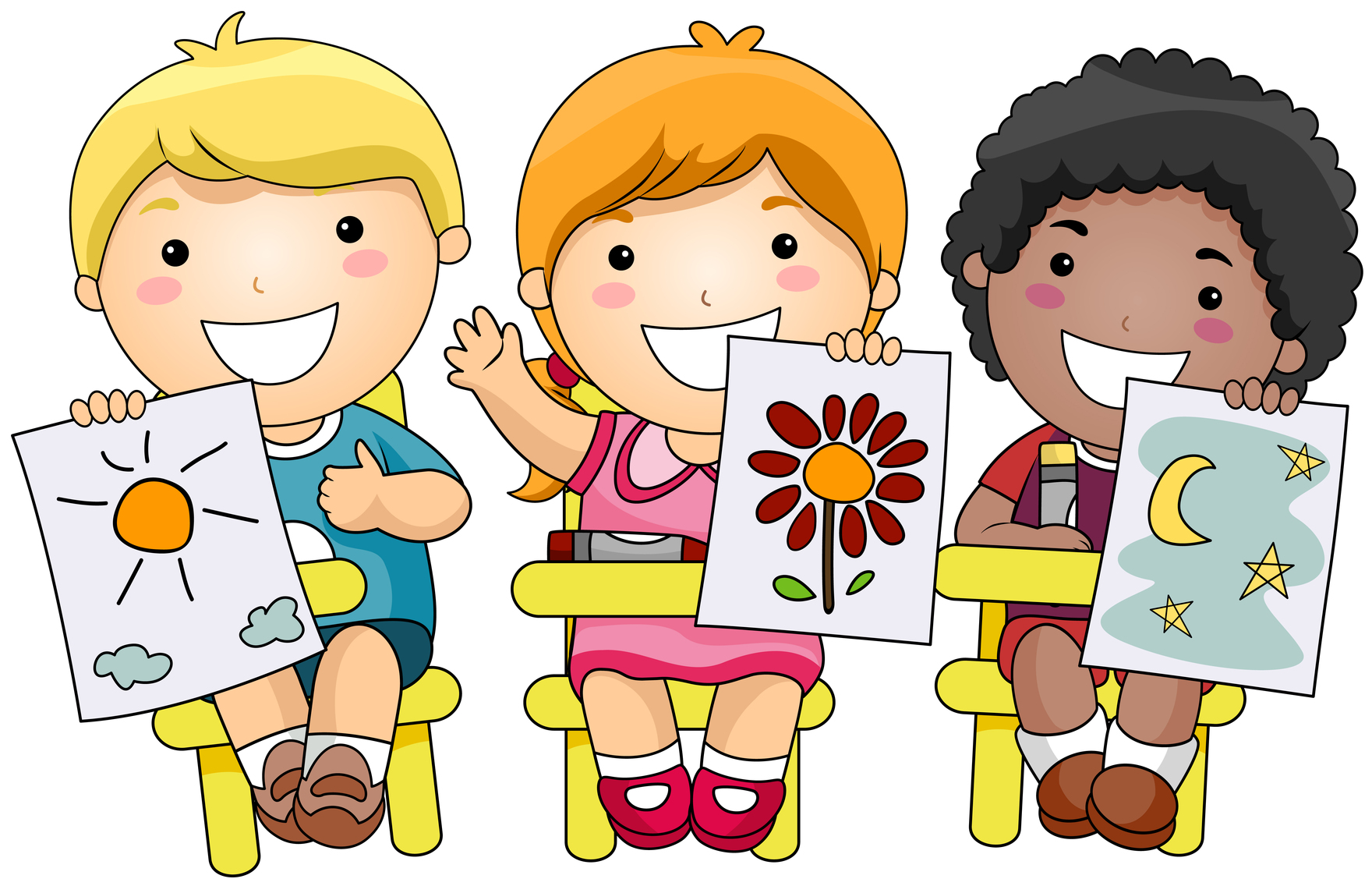 Child clipart #19, Download drawings