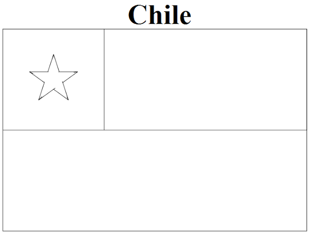 Chile coloring #11, Download drawings