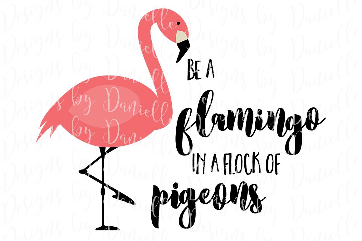 Flamingo svg #3, Download drawings